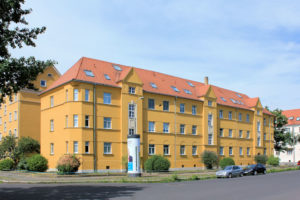 Wohnhäuser Blochmannstraße 23 bis 27 Gohlis