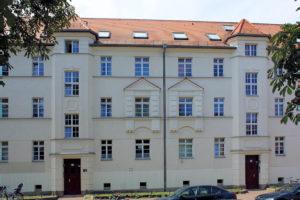 Wohnhäuser Blochmannstraße 29 bis 59 Gohlis