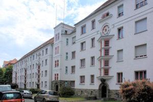 Wohnanlage Corinthstraße 21 bis 33 Gohlis
