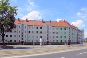 Wohnanlage Hans-Oster-Straße 17 bis 31/Landsberger Straße 77/79 Gohlis
