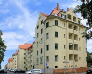 Wohnhaus Hans-Oster-Straße 2 bis 6 Gohlis
