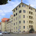 Gohlis, Hans-Oster-Straße 8 bis 12