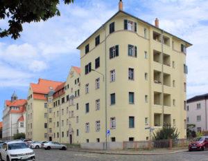 Wohnhaus Hans-Oster-Straße 8 bis 12 Gohlis