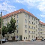 Gohlis, Heinrich-Budde-/Adolph-Menzel-Str.