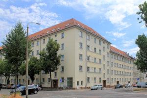 Wohnanlage Heinrich-Budde-Straße 28 bis 32/Adolph-Menzel-Straße 12 bis 16 Gohlis