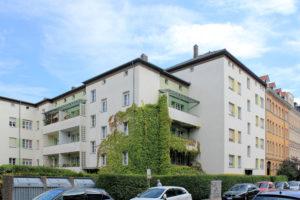 Wohnanlage Magdeburger Straße 18 bis 32 Gohlis