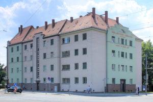 Wohnhaus Max-Liebermann-Straße 56 Gohlis