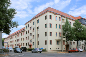 Wohnanlage Rudi-Opitz-Straße 28 bis 36/Heinrich-Budde-Straße 41a Gohlis