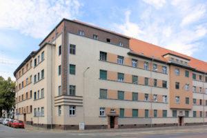 Wohnanlage Virchowstraße 33 bis 39 Gohlis