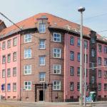 Zentrum-Nord, Blochmannstraße 1
