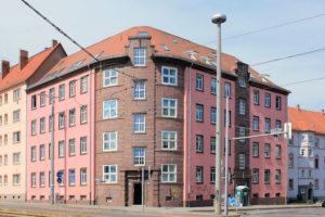 Wohnhaus Blochmannstraße 1 Leipzig