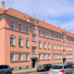 Zentrum-Nord, Blochmannstraße 3 bis 21b