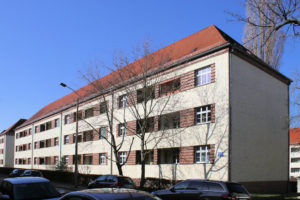 Wohnanlage Blüthnerstraße 14 bis 20 Leutzsch (Hubert-Ritter-Siedlung)