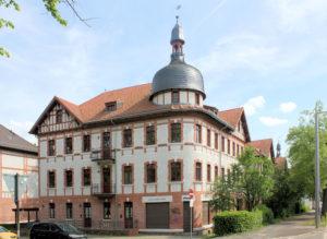 Wohn- und Geschäftshaus Bornaische Straße 101 Lößnig