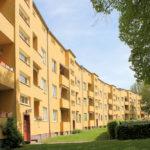Lößnig, Rundling (Nibelungensiedlung)