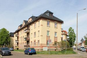 Wohnhaus Teichgräberstraße 5/7 Lößnig