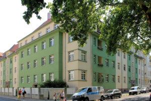 Wohnhaus Gletschersteinstraße 49 Probstheida