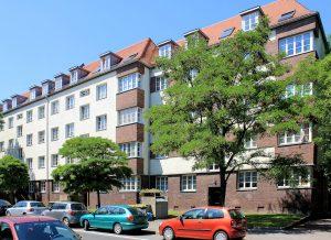 Wohnbebauung Holsteinstraße Reudnitz