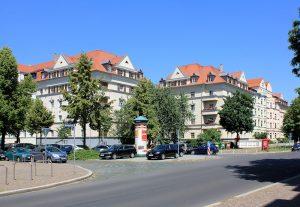 Eckbebauung Kurt-Günther-Straße / Holsteinstraße Reudnitz