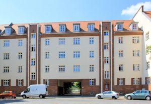Wohnbebauung Kurt-Günther-Straße 8 bis 30 Reudnitz-Thonberg