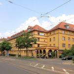 Reudnitz, Wohnbebauung Riebeckstraße