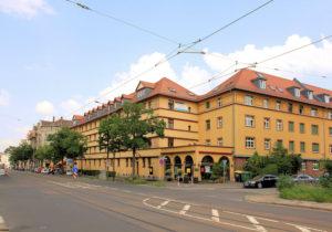 Wohnbebauung Riebeckstraße Reudnitz