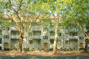 Wohnhaus Naunhofer Straße 21 bis 25 Reudnitz-Thonberg