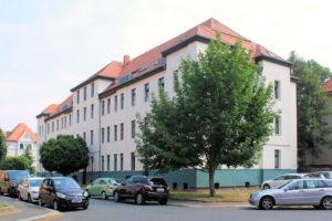 Wohnblock Karl-Blechen-Straße 9 bis 13 Sellerhausen-Stünz