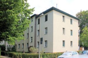 Wohnblock Brückwaldstraße 1, 1a bis 1c Sellerhausen-Stünz