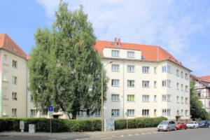 Wohnhaus Cunnersdorfer Straße 8 Sellerhausen-Stünz (Wohnanlage Edlichsche Erben)