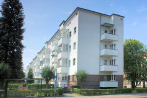 Wohnblock Elisabeth-Schumacher-Straße 42 bis 54 Sellerhausen-Stünz