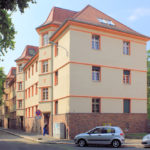 Sellerhausen-Stünz, E.-Schumacher-Straße 1-8