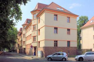 Wohnblock Elisabeth-Schumacher-Straße 1 bis 7 Sellerhausen-Stünz