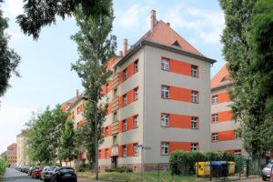 Wohnanlage Engelmannstraße/Rüdigerstraße Sellerhausen-Stünz