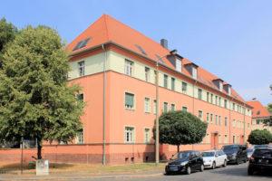 Wohnblock Karl-Blechen-Straße 8 bis 10 Sellerhausen-Stünz