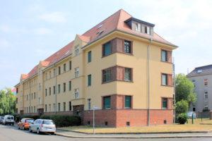 Wohnblock Ostheimstraße 24 bis 26 Sellerhausen-Stünz