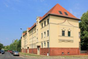 Wohnhaus Robert-Mayer-Straße 1 bis 5 Sellerhausen-Stünz