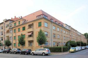 Wohnanlage Vaclav-Neumann-Straße 52 bis 62 Stötteritz