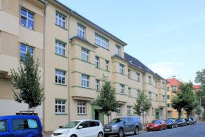 Wohnanlage Lausicker Straße/Gletschersteinstraße/Kommandant-Prendel-Allee Stötteritz