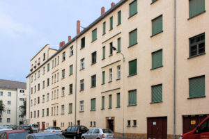 Wohnanlage Melscher Straße 14 bis 22 Stötteritz