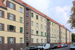 Wohnanlage Pösnaer Straße 1 bis 9 Stötteritz