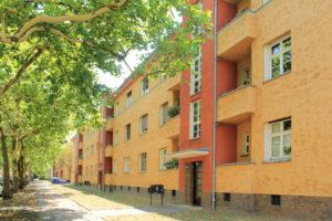 Wohnanlage Schönbachstraße 19 bis 38a Stötteritz/Thonberg