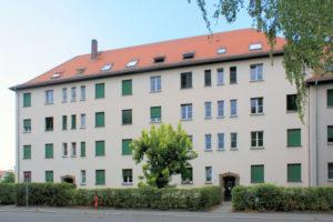 Wohnanlage Schlesierstraße 43 bis 49 Stötteritz