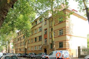 Wohnanlage Thiemstraße/Lausicker Straße/Gletschersteinstraße Stötteritz