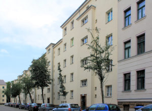Wohnanlage Untere Eichstädtstraße 1, 1 a bis 1g Stötteritz