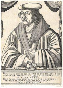 Dr. Johannes Eck