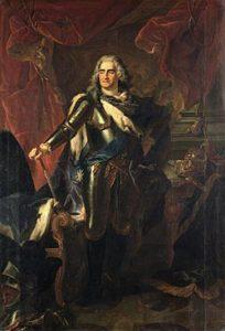 Kurfürst Friedriuch August I. von Sachsen, Gemälde in der Galerie Alte Meister in Dresden
