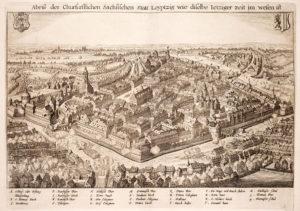 Belagerung Leipzigs durch die Schweden 1632