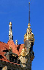 """Glanzvoll - das """"Goldhaus"""" in Leipzig"""