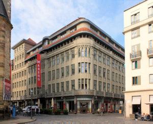 Specks Hof - eine der vielen Sehenswürdigkeiten in Leipzig
